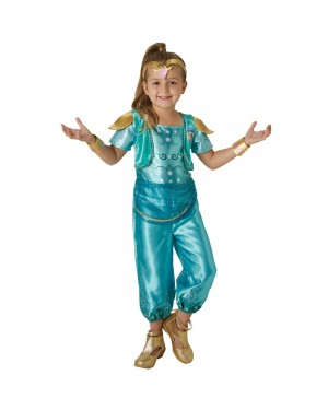 Shines Shimmer and Shine Costume at Fancy Dress and Party