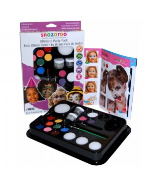Snazaroo Face Paint Kit at Fancy Dress and Party