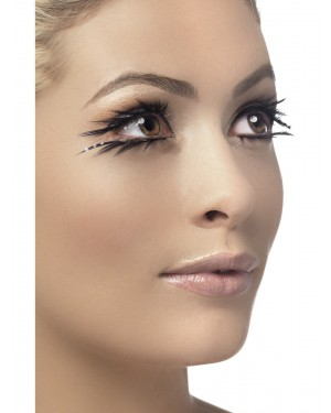 Sparkle Eyelashes at Fancy Dress and Party