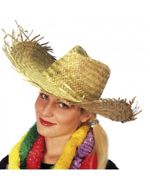 Straw Hat at Fancy Dress and Party