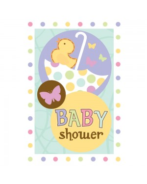 Unisex Baby Shower Invitations at Fancy Dress and Party