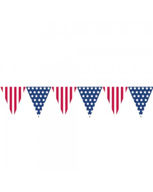 USA Pennant Banner at Fancy Dress and Party
