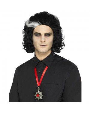 Vampire Medallion at Fancy Dress and Party