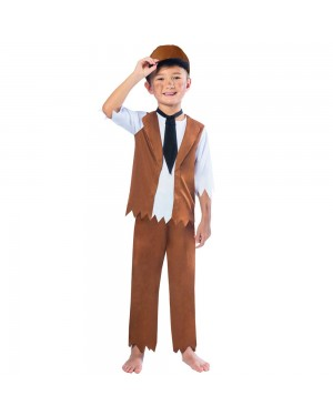 Victorian Boy Costume at Fancy Dress and Party
