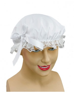 Victorian Mop Hat at Fancy Dress and Party