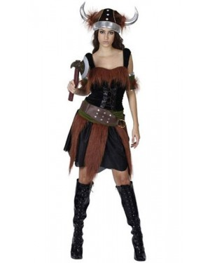 Viking Costume at Fancy Dress and Party