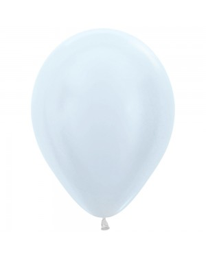 White Latex Helium Balloons at Fancy Dress and Party