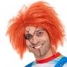 Chucky Wig Alternative View at Fancy Dress and Party