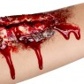 Gel Blood Arm View at Fancy Dress and Party