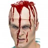 Gel Blood Head View at Fancy Dress and Party