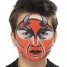 Halloween Make Up Facepaint Kit Example Five at Fancy Dress and Party