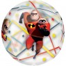 Incredibles Balloon Side One at Fancy Dress and Party