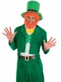 Leprechaun Costume Close Up At Fancy Dress and Party