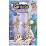 Mermaid Earrings Packaging View at Fancy Dress and Party