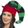 Plush Elf Hat Womens View at Fancy Dress and Party