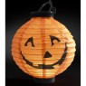Pumpkin Halloween LED Lantern Alternative View at Fancy Dress and Party