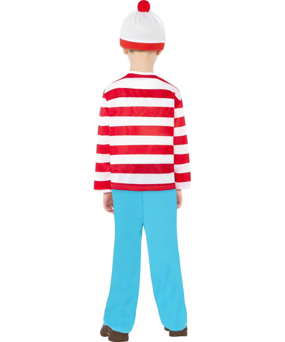 sc 1 st  Fancy Dress and Party : childrens wheres wally costume  - Germanpascual.Com