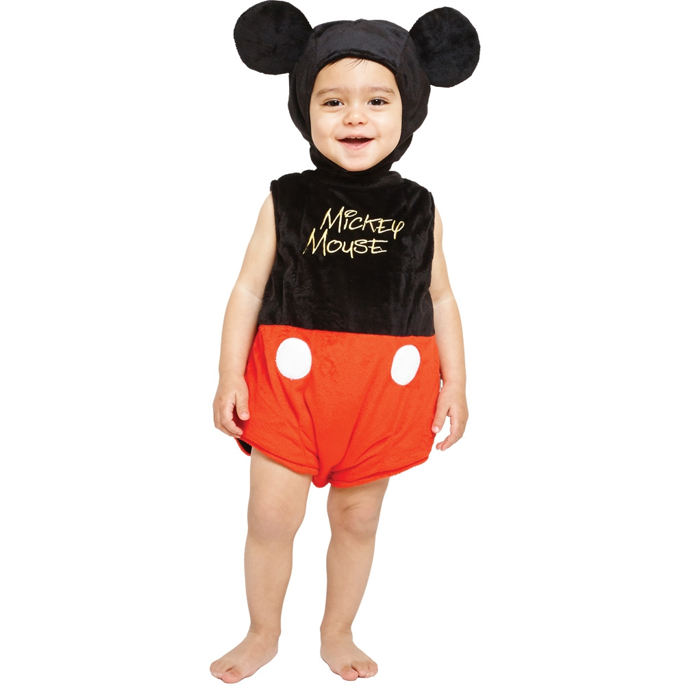 sc 1 st  Fancy Dress and Party & Mickey Mouse Costume Toddler - Fancy Dress and Party