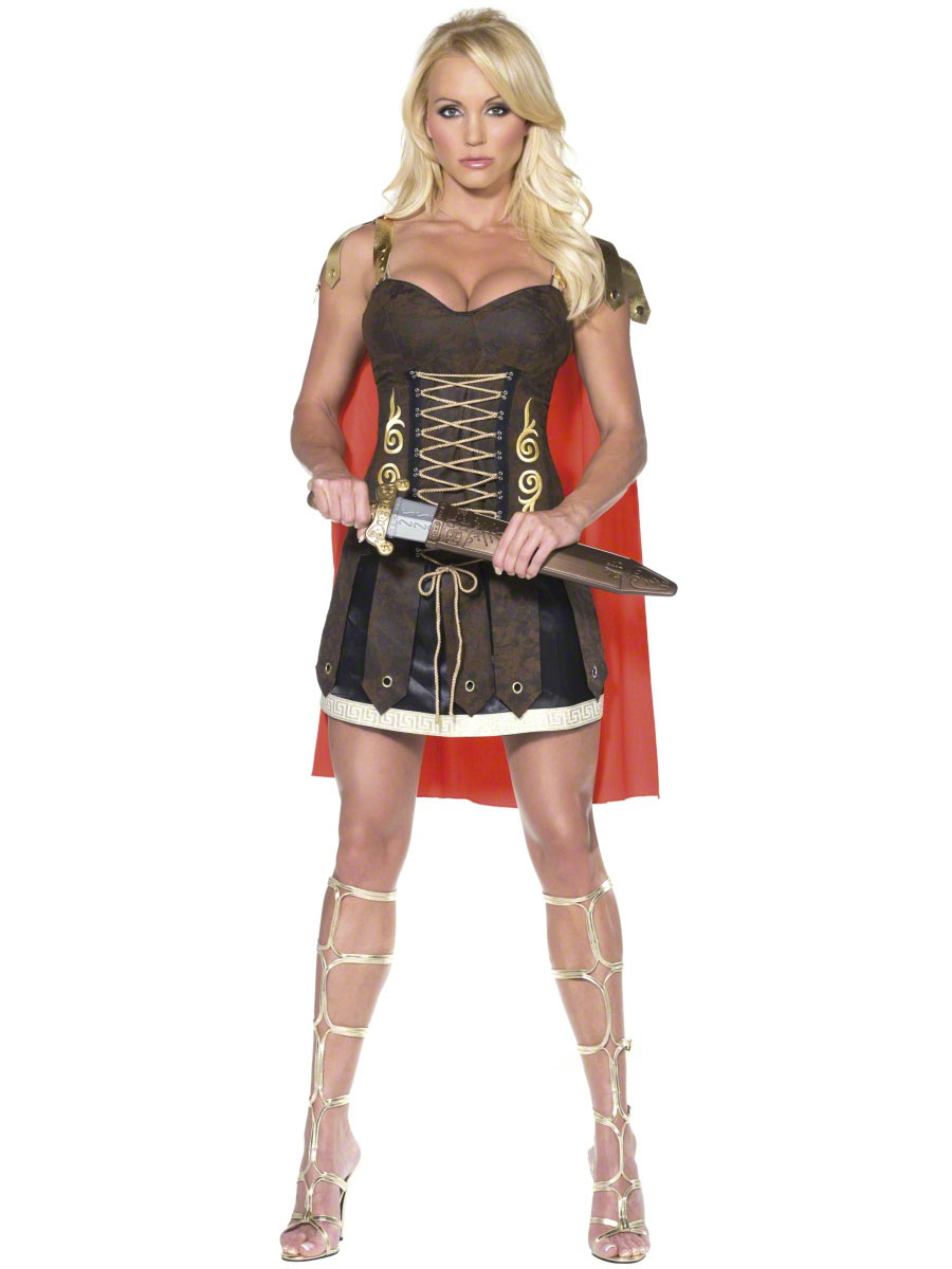 Sexy Roman Costume - Fancy Dress And Party-7843