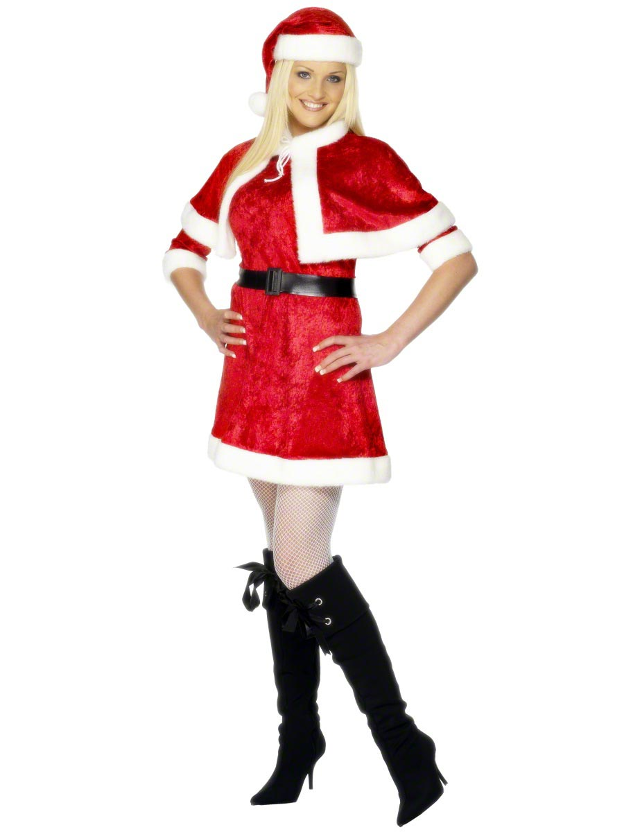 Sexy mrs clause outfit