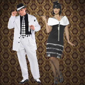 1920s Fancy Dress Costumes