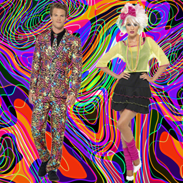 Neon Fancy Dress Costumes