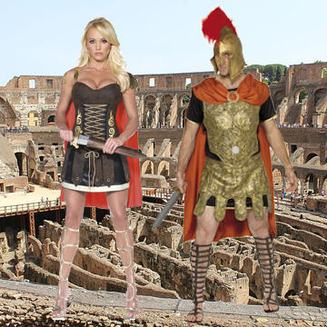 Roman Fancy Dress Costumes