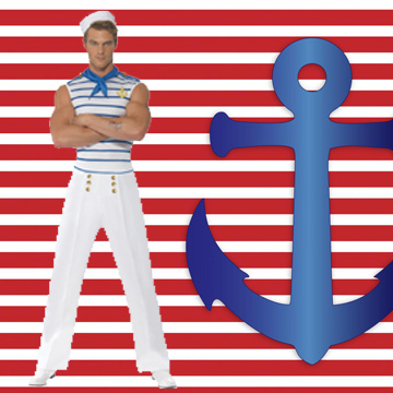 Sailor Fancy Dress Costumes