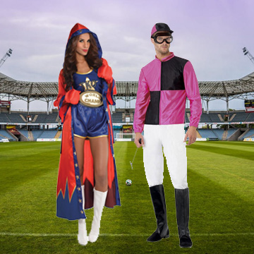 Sports Fancy Dress Costumes