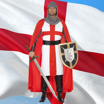 St Georges Day Fancy Dress Costumes