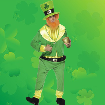St Patricks Day Fancy Dress Costumes