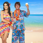 Hawaiian Fancy Dress Costumes at Fancy Dress and Party