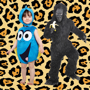 Kids Animals Fancy Dress Costumes