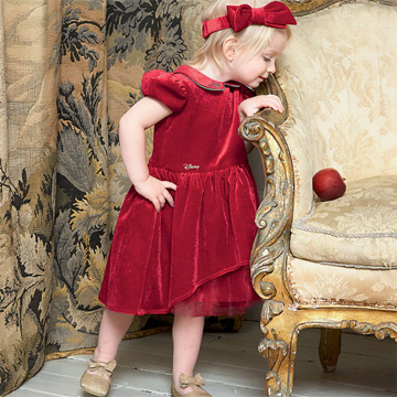 Kids Luxury Party Dresses