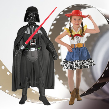 Kids TV & Film Fancy Dress Costumes