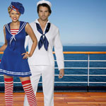 Sailor Fancy Dress Costumes at Fancy Dress and Party